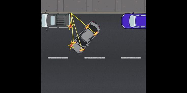 Ez a videó egy perc alatt megtanít parkolni. Bárkit.