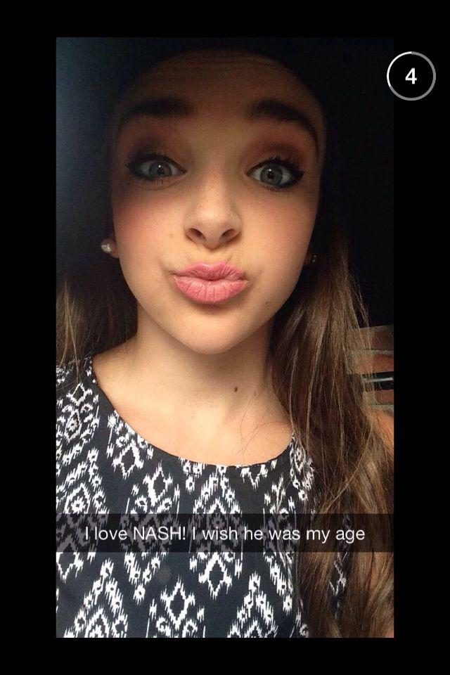 1000 idées sur le thème Dance Moms Snapchat sur Pinterest ...