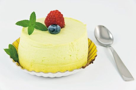 #Bavarese alla #frutta #sweet #senzaglutine #dolce