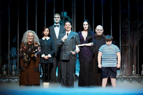 The Addams Family Musical in Singapore – Part 1 (The Show) | jaznotabi