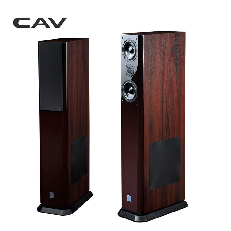 CAV MR9L High-end Home Theatre System Main Passive Speaker Sound Wood Speakers For TV High Quality HQ Caixa De Som