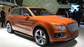 """Cardi B - Bentley Price  Cardi B showed off her Bentley truck today. When you have one of the top singles in the country you deserve to buy yourself a gift or two. """"Bodak Yellow"""" has confirmed that Cardi B is here to stay. Cardi's Bentley Bentayga starts at $230000. She got the burnt orange color with the burnt orange interior.   In the hilarious video at the end of this article Cardi dances to celebrate her new car. She then gets in her car and starts driving. Seconds later she sees the cop…"""