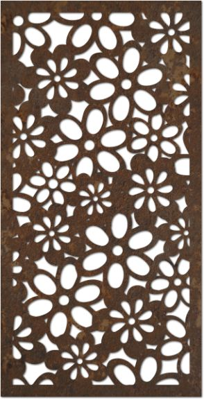 Laser Cut Screens Panel