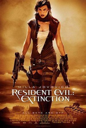 Resident Evil: Extinction (no Brasil Resident Evil 3: A Extinção) é um filme de ficção científica e terror que estreou em 2007, sendo a terceira adaptação cinematográfica da série de videojogos Resident Evil. Protagonizado por Milla Jovovich, dirigido por Russell Mulcahy e escrito por Paul W.S. Anderson.