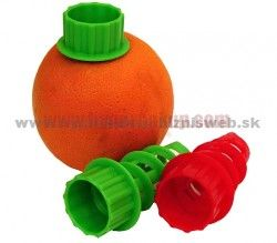 Ručný odšťavovač citrusov