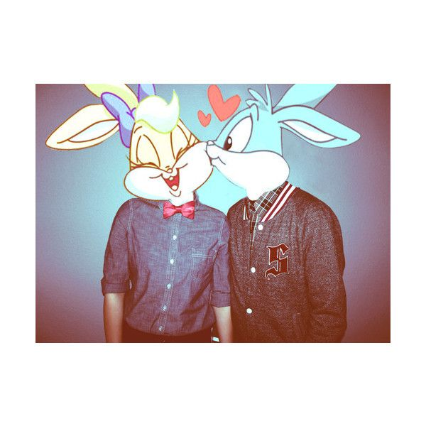 swag couples | Tumblr found on Polyvore