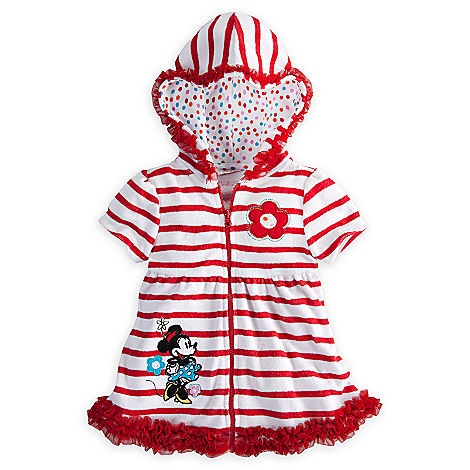 Minnie Mouse Cover-Up for Baby | Cover Ups | Disney Store