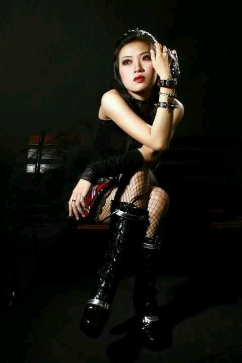 Gothic Asian 15