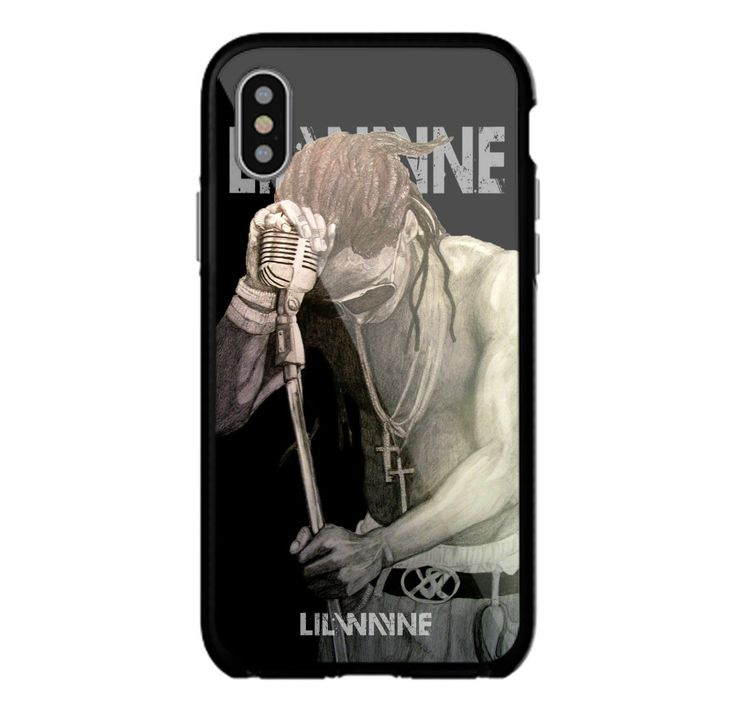 Lil Wayne Black Poster For iPhone X New 8 8+ 7 7+ 6 6+ 6s 6s+ 5 5s Samsung Case | eBay