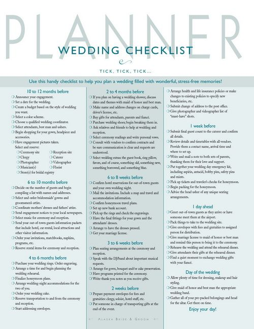 68 Best Wedding Planner Images On Pinterest | Wedding Stuff, Dream
