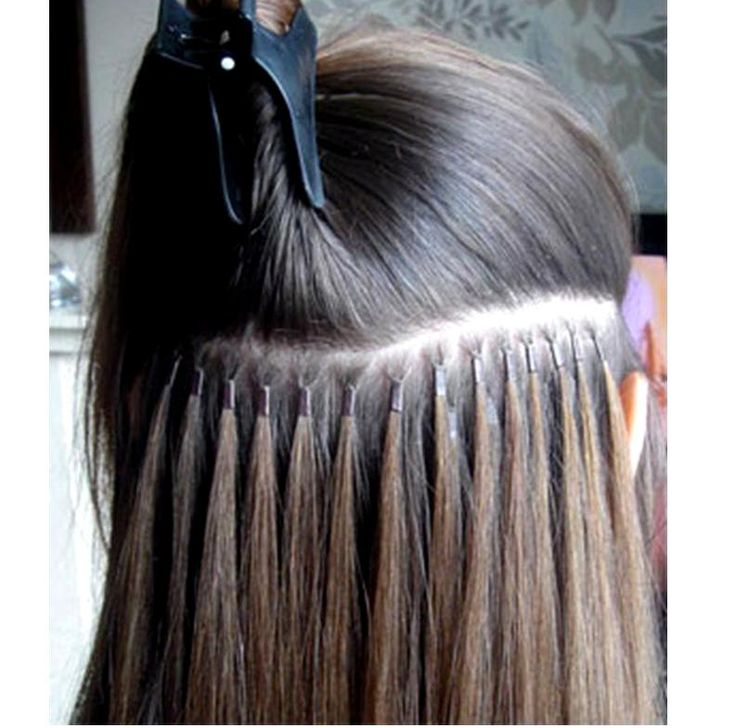 Micro Loop Hair Extensions Micro Grafting - http://www.layeredhaircuts.net/micro-loop-hair-extensions-micro-grafting/