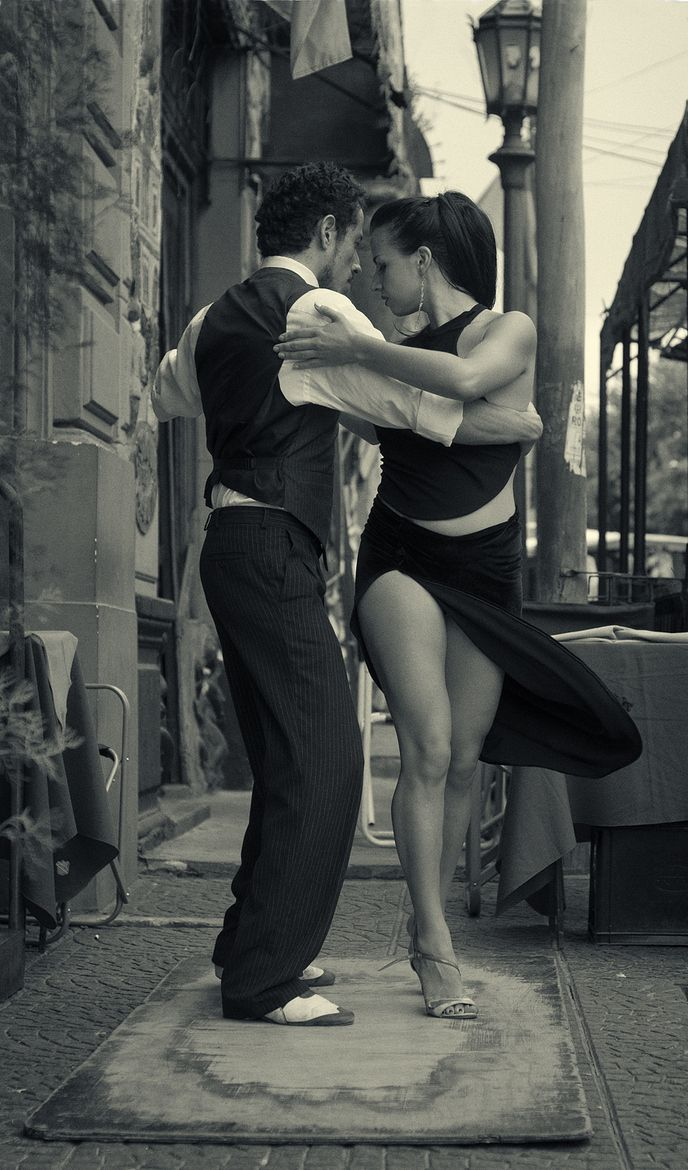 500px / Tango by Maria Churkina