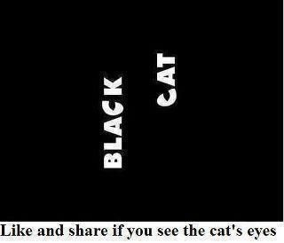 Too cool! Do u see the eyes? Like and repin