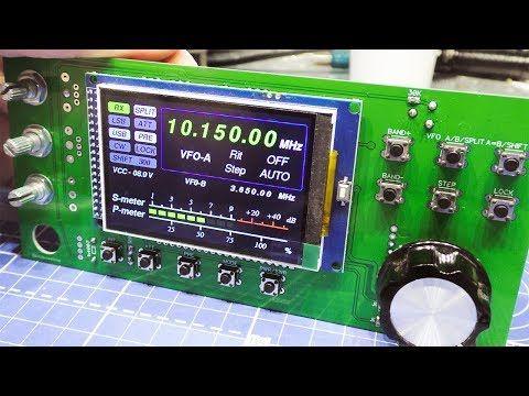 Синтезатор Arduino Mega 2560 + 3 2