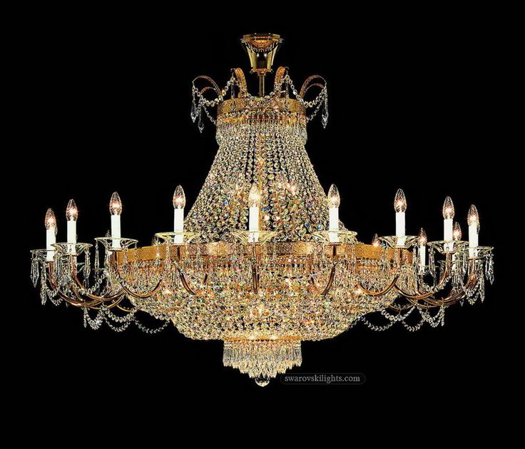 Large Crystal Chandeliers_Zhongshan Sunwe Lighting Co.,Ltd. We Specialize  In Making Swarovski Crystal