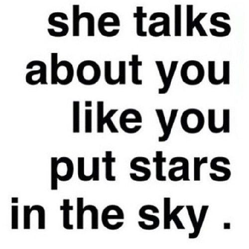 I'm pretty sure he did. ❤