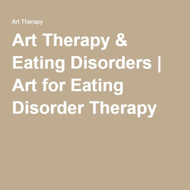 Art Therapy & Eating Disorders | Art for Eating Disorder Therapy