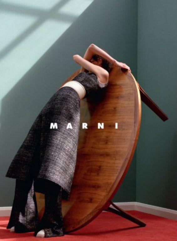Marni Fall Winter 2015-2016 Campaign | Marte Mei van Haaster | Jackie Nickerson