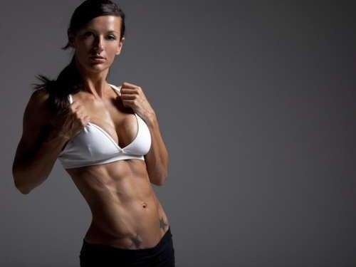 one of the best set of female abs I have seen | Body ...