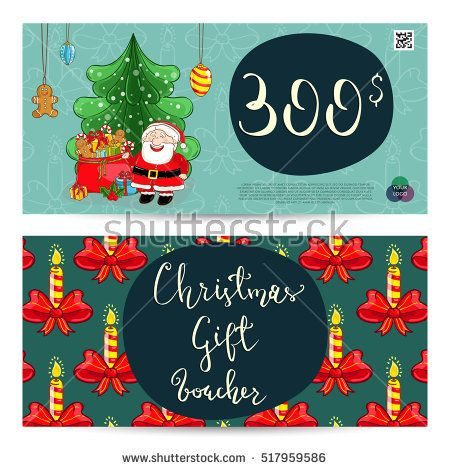 The 25+ best Christmas present voucher templates ideas on - christmas gift vouchers templates