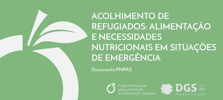 Acolhimento de refugiados: Alimentação e necessidades nutricionais em situações de emergência