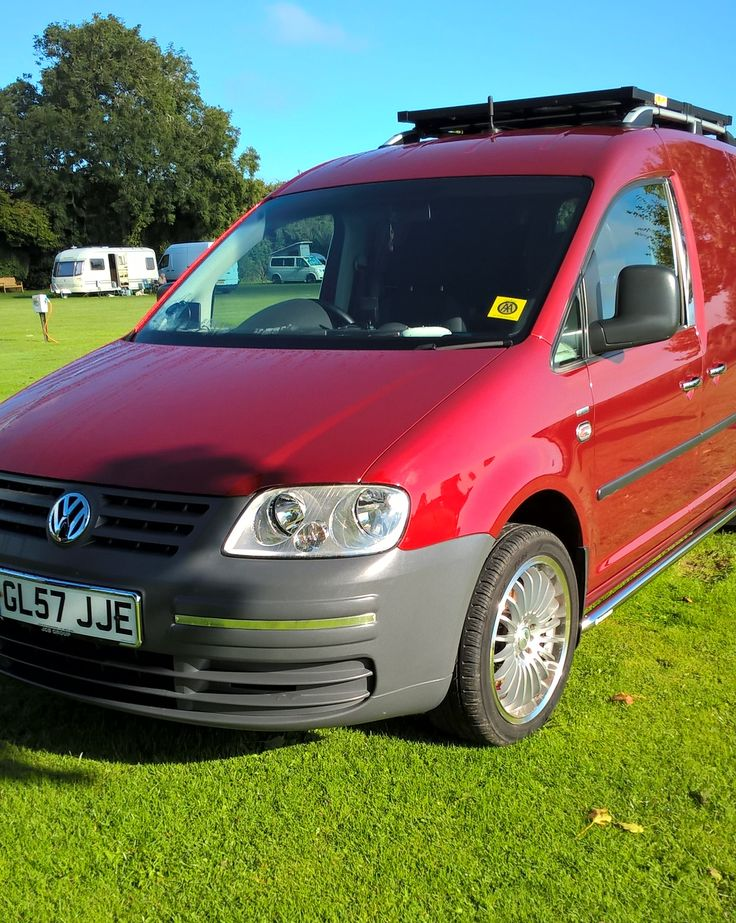 1000 Images About My Vw Caddy Solar Camper On Pinterest