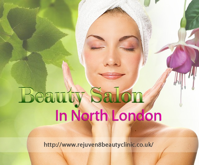 Beauty salon in North London offering an extensive range of beauty treatments such as pedicures, manicures, waxing, eye care and anti-ageing treatments are carried out with meticulous care.