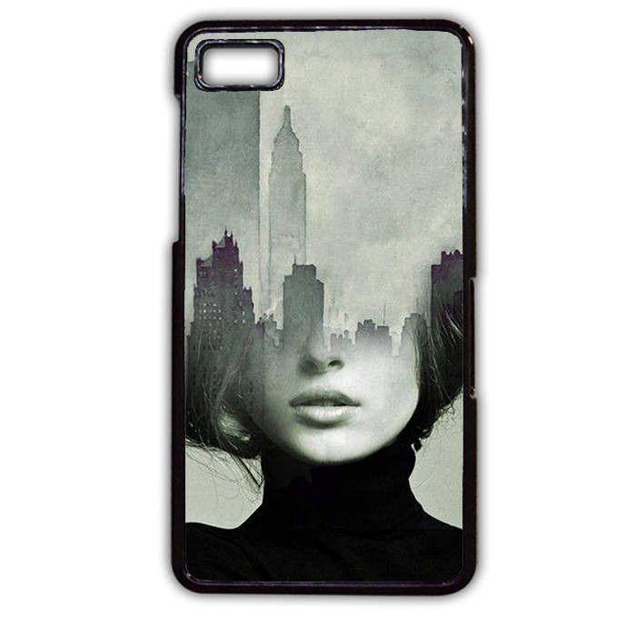 City Girl TATUM-2644 Blackberry Phonecase Cover For Blackberry Q10, Blackberry Z10