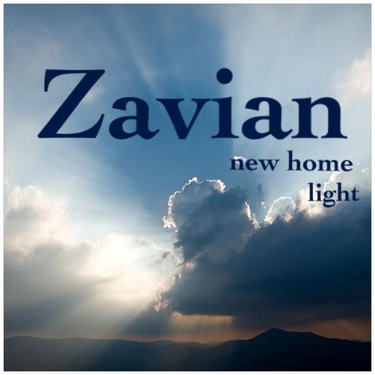 "Boys Name: Zavian; Name Meaning: light (Arabic), ""new home"" (Basque); Name Origin: Arabic, Basque"