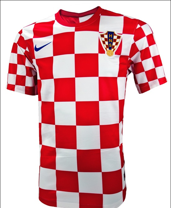 Croatia 2012 home (but really any year, checks for the win!)