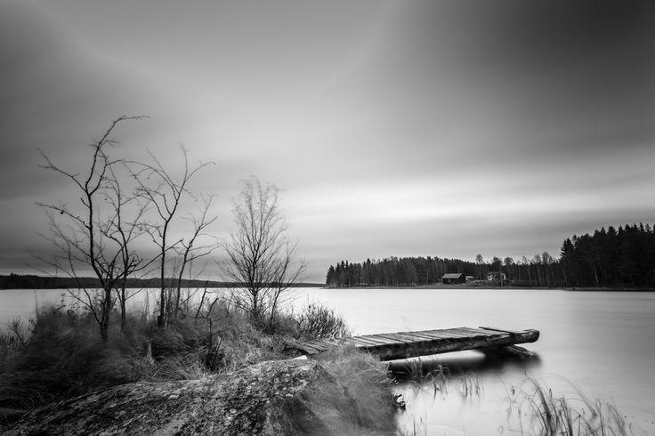 Silky water by Erik Hansen on 500px