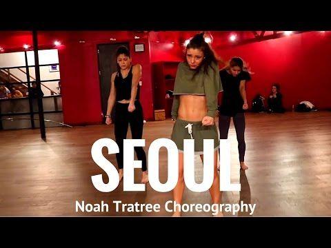 "Jade Chynoweth "" Seoul ""   Noah Tratree Choreography   - YouTube"