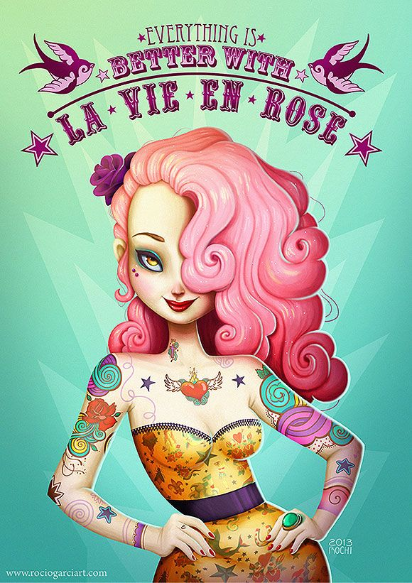 Rocío García // Illustration & Animation
