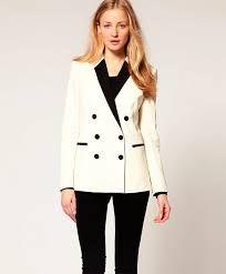 белый пиджак женский - Buscar con Google