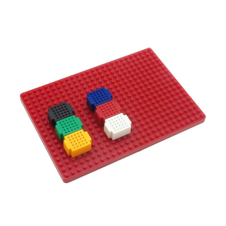 Block Building Breadboard(1.5x2cm)