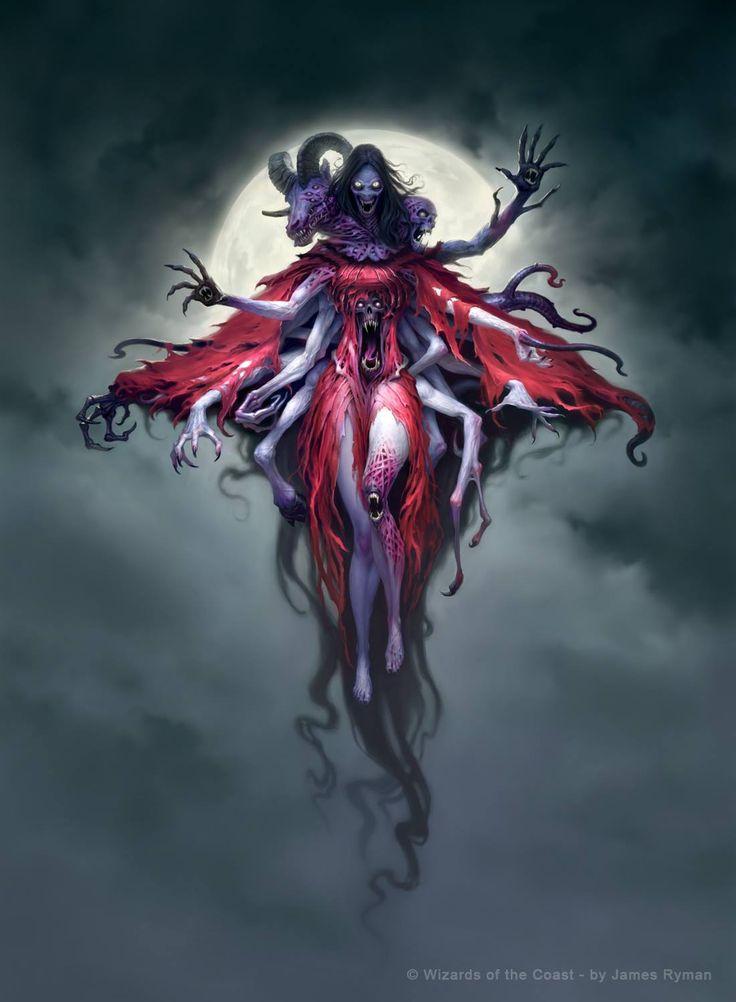 Abolisher of Bloodlines - Eldritch Moon MtG Art