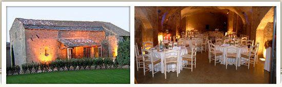 Abbaye Saint Eusèbe Saignon, pour vos mariages et vos séminaires en Provence Luberon