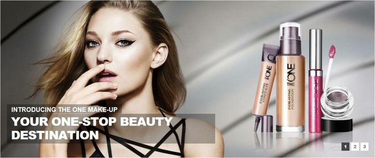 Our new range of make-up has just launched...everything you need in ONE brand!