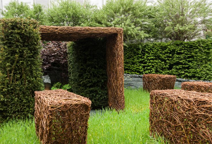 Stockton Garden RHS Chelsea Flower Show 2013. Click to read article and to see plants list used.