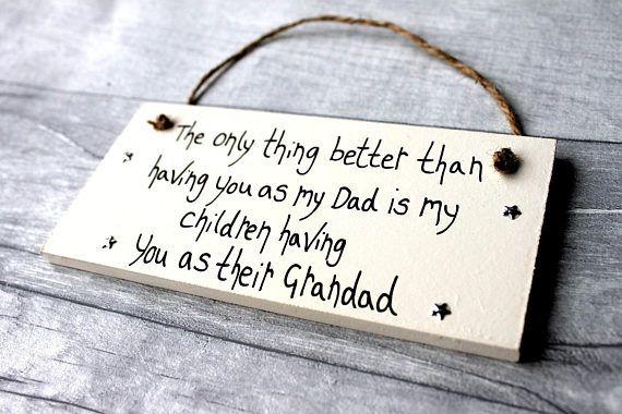 Fathers Day Grandad - Grandad Birthday Gift-Grandad gift-Father's day Gift- Grandad