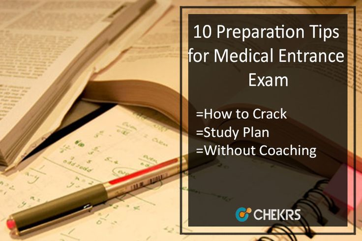 How to Crack Medical Entrance Exam 10 Preparation Tips for Exam