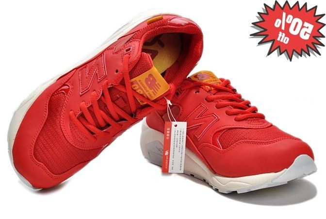 kopen limited edition new balance schoenen Kopen new balance 580 heren mrt580ab nylon alle rode sneakers 93c0