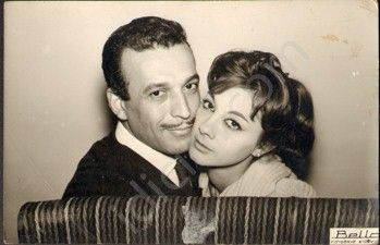 Sadri Alisik // born Mehmet Sadrettin Alışık (April 5, 1925 – March 18, 1995), was a stage and movie actor and known as one of the best comedians in Turkey. Married to Çolpan İlhan.
