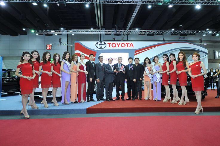 Big Motor Sale TOYOTA