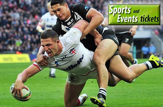 England Coach Lancaster is very Hopeful for Sam Burgess's Performance in RWC 2015. Rugby World Cup will start in coming September. Rugby Fans can watch live all matches and support their team. click below link for more details and book their tickets from our trusted station. https://www.sportsandeventstickets.com/rugby-tickets/rugby-world-cup-tickets/england-rugby-world-cup-tickets/