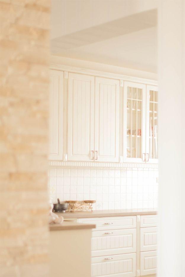 Cozinha romântica: o essencial é feito de detalhes