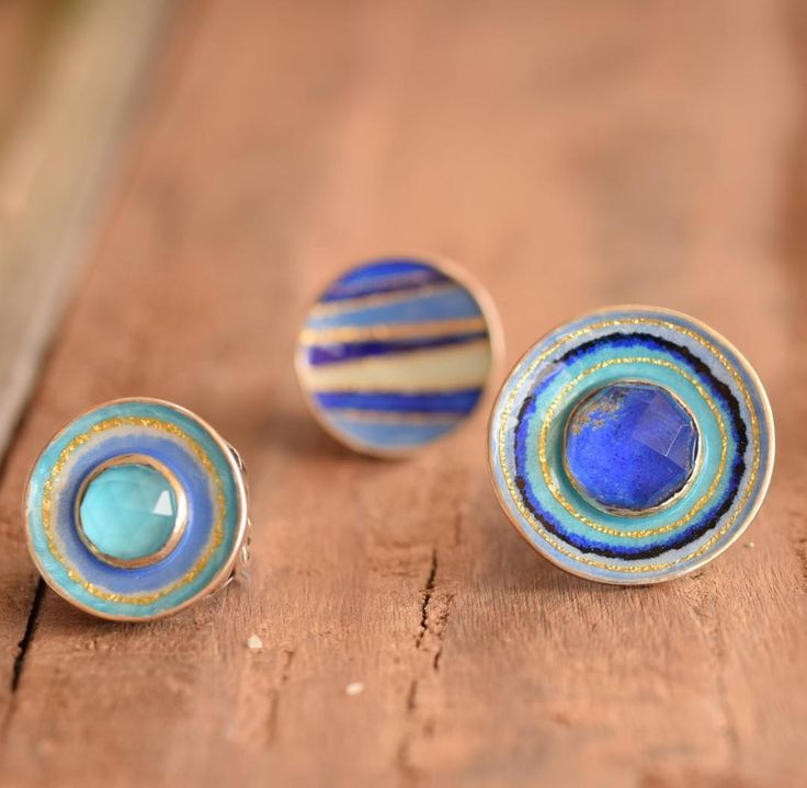 Which one is your favorite? Vote your favorite blue ring!