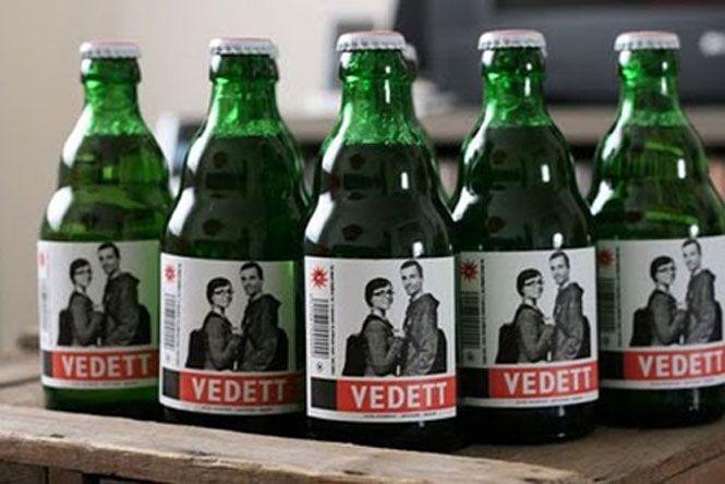 Bedankje bier