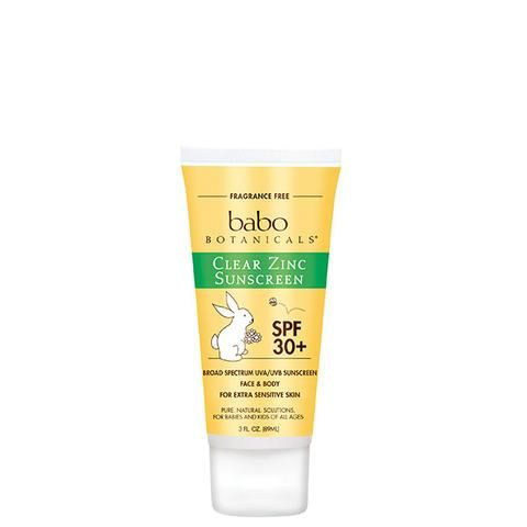 Description + Vegan | Gluten Free | Chemical Free | Non-Comedogenic | Hypo-Allergenic | Kid Safe Protect extra sensitive skin from the sun and wind with clear zinc, the most effective, safest sunblock
