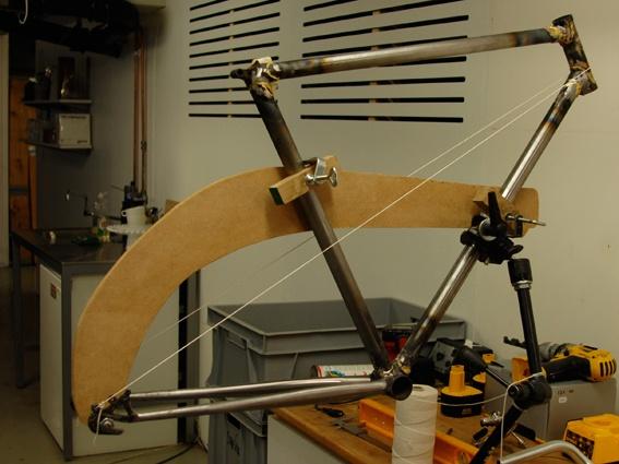 bike builder garage bike bike frame cycling bikes bike design bike stuff btt bicyclettes metalworking
